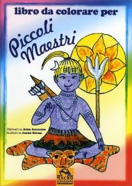 Libro da Colorare per Piccoli Maestri