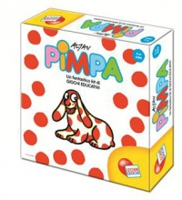 Pimpa un Fantastico Kit di Giochi Educativi