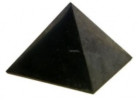Piramide di Shungite Lucida 3 cm