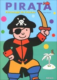 Pirata - Colorare
