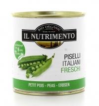 Piselli Italiani al Naturale
