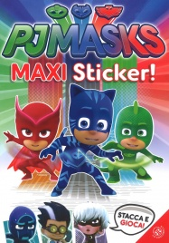 Pj Masks - Maxi Sticker