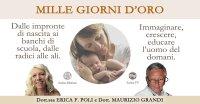 """Workshop """"Mille giorni d'oro"""" con Erica F. Poli e Maurizio Grandi – Martedì 15 giugno 2021"""