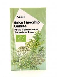 Infuso di Anice, Finocchio, Cumino
