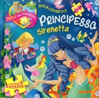 Puzzle Principessa Sirenetta
