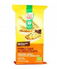 Break Bio - Farro Cake al Cioccolato