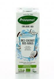 Latte di Riso e Cocco - Rice Coconut