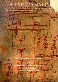 "La Psicoanalisi - n. 47-48 - Testimonianze di ""Passe"""