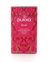 Tisana Pukka - Love
