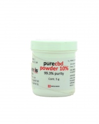 Derivato Cannabis sativa L. - PureCBD Powder 10%