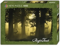 Puzzle Deer - Magic Forests - 1000 Pezzi