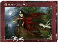 Puzzle Swans - Forgotten - 1000 Pezzi