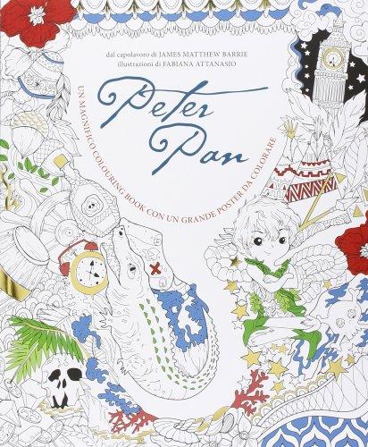 Colouring Book - Peter Pan