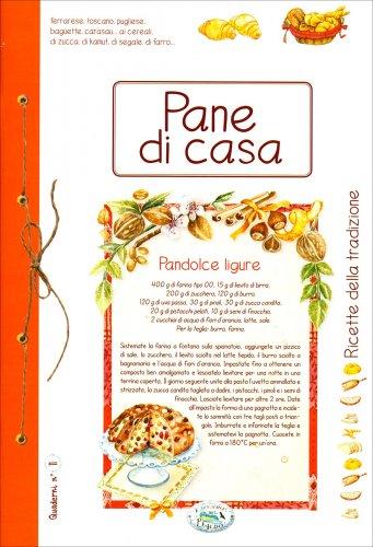 Quaderni di Cucina - Pane di Casa