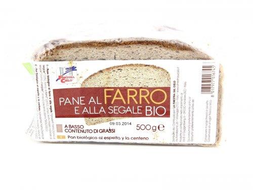 Pane al Farro e alla Segale