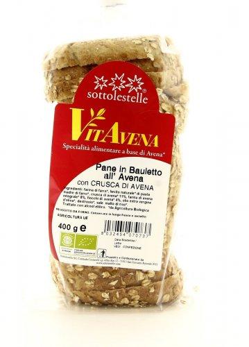 VitAvena - Pane in Bauletto all'Avena e Farro