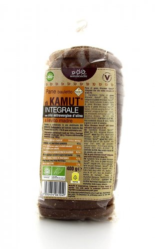 Pane Bauletto KAMUT® - grano khorasan Integrale