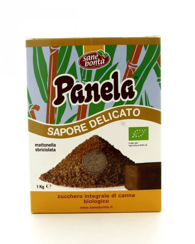 Zucchero Integrale di Canna - Sapore Delicato