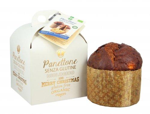 Panettone Bio Senza Glutine