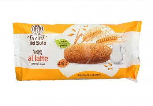 Panini al Latte Bio