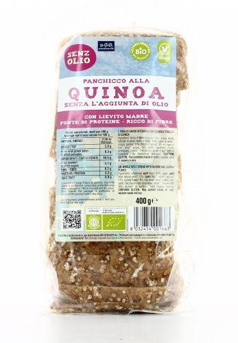 Pane di Farro Integrale con Quinoa - Panchicco