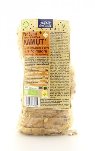 PanSemi KAMUT® - grano khorasan Biologico
