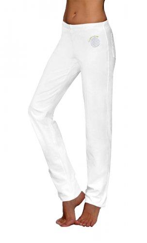 Pantaloni Lunghi Wellness - Bianchi