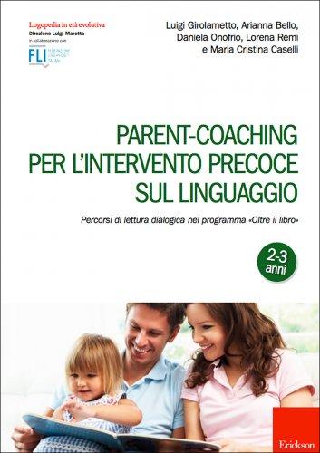 Parent-Coaching per l'Intervento Precoce sul Linguaggio