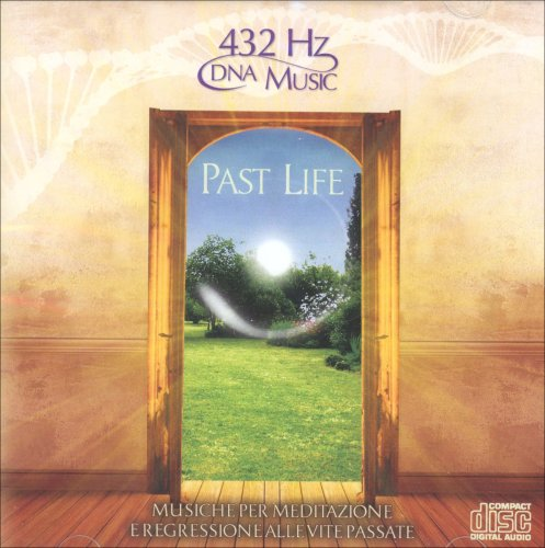 Past Life - CD Audio 432 Hz