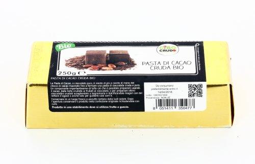 Pasta di Cacao Bio - Stecca