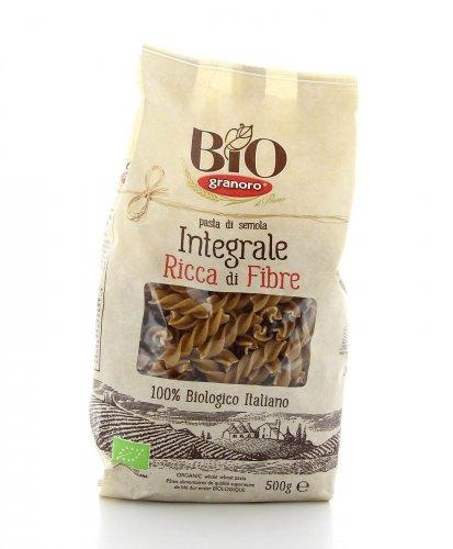 Pasta di Semola Integrale Bio - Fusilli