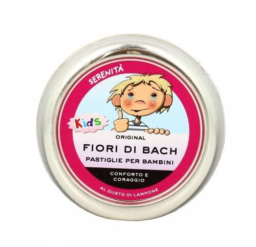 Pastiglie per Bambini con Fiori di Bach - Serenità