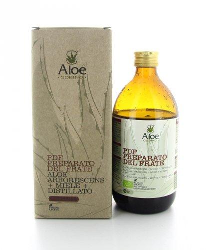 Preparato del Frate PDF Aloe, Miele e Distillato Bio