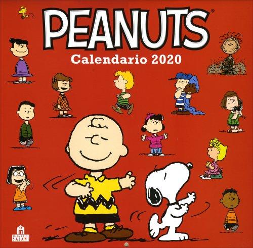 Peanuts - Calendario da Parete 2020