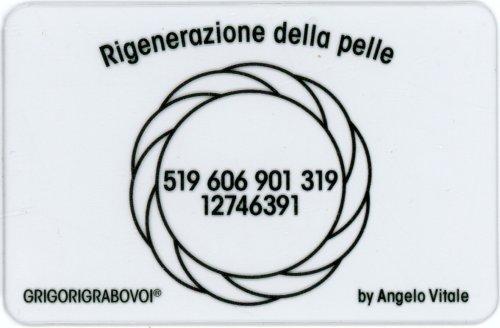 Tessera Radionica 86 - Pelle