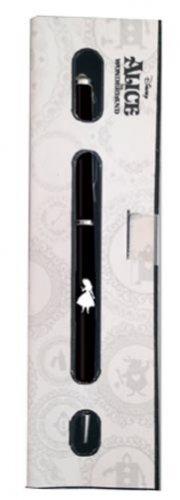Penna a Sfera - Nera - Alice in Wonderland