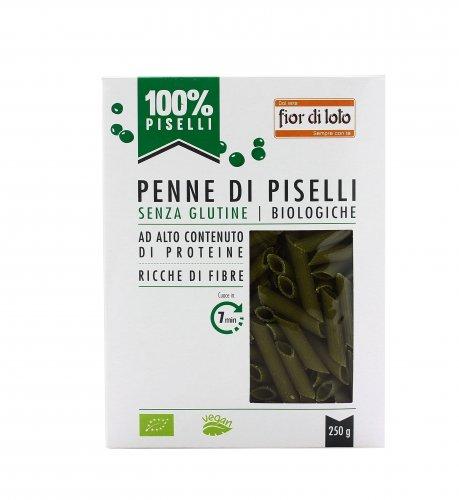 Penne di Piselli Bio - Senza Glutine