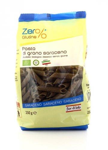 Penne di Grano Saraceno Bio Zero Glutine