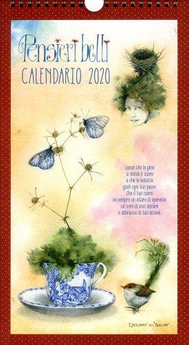 Calendario 2020 - Pensieri Belli