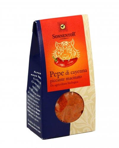Pepe di Cayenna