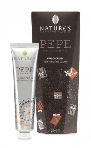 Pepe Fondente - Burro Crema