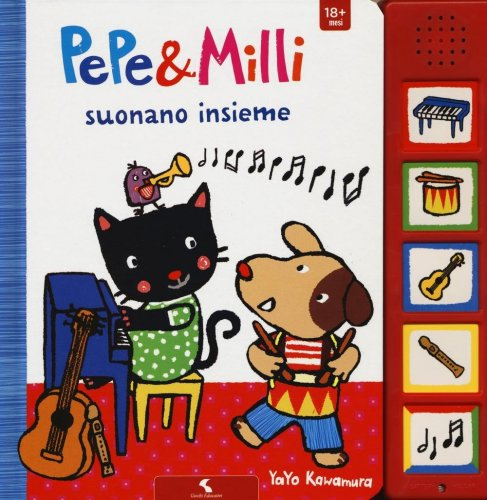 Pepe & Milli - Suonano Insieme