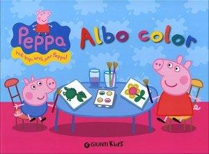 Albo Color. Peppa Pig