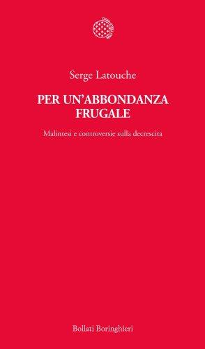 Per un'Abbondanza Frugale (eBook)