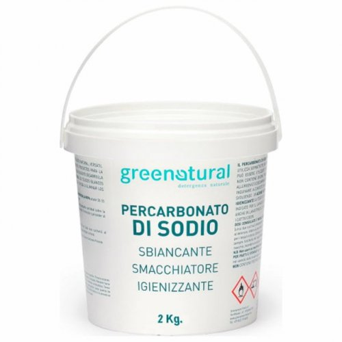 Miscela Sbiancante a base di Percarbonato di Sodio e Sodio Carbonato