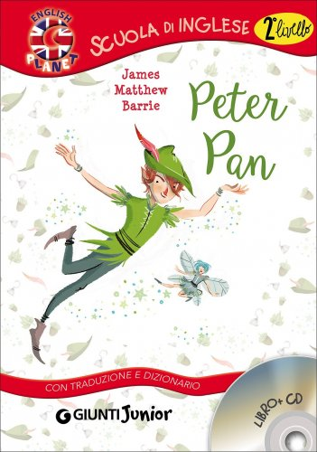 Peter Pan - Libro + CD