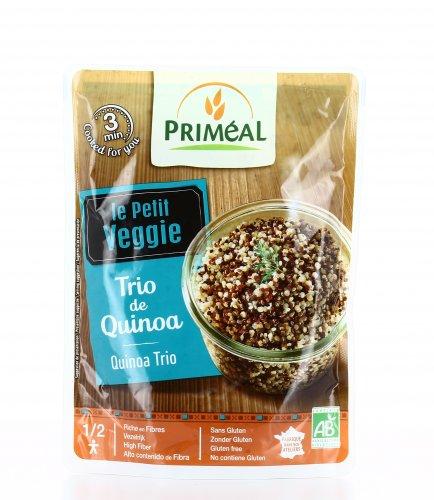 Petit Veggie - Trio Quinoa