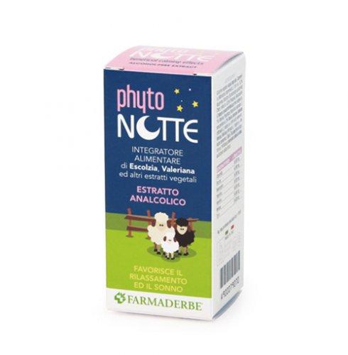 Estratto Analcolico - Phyto Notte
