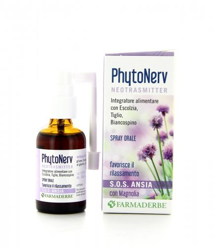 Phytonerv Spray Orale