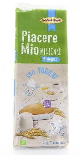 Minicake allo Yogurt Bio - Piacere Mio